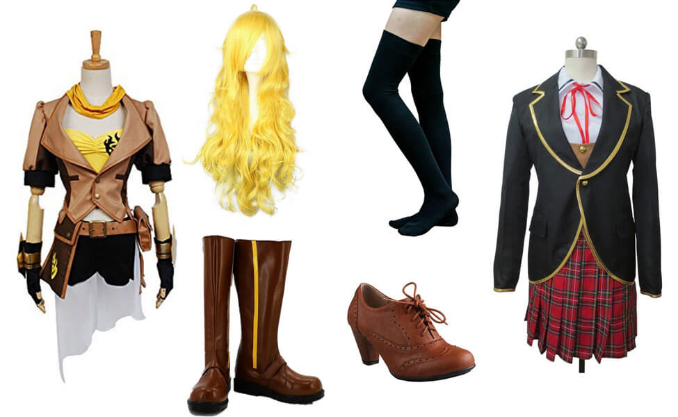 Yang Xiao Long Costume