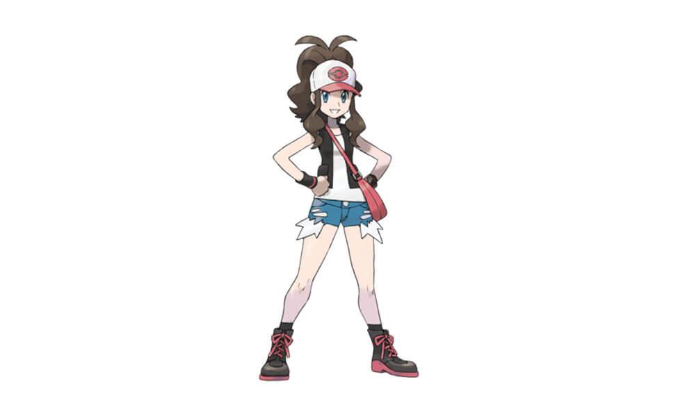 Hilda from Pokemon