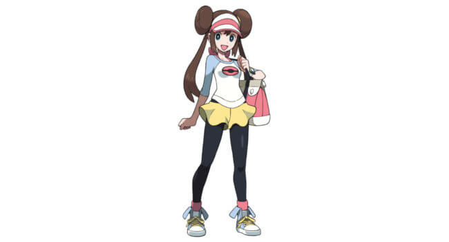 Rosa from Pokemon