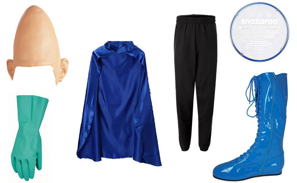 Glue Man Costume