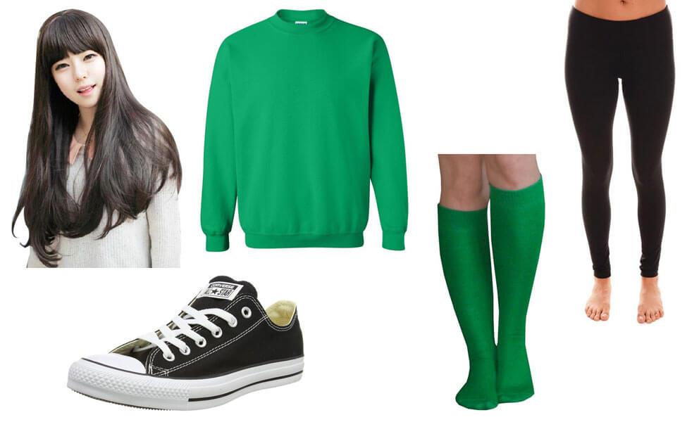 Numbuh 3 Costume