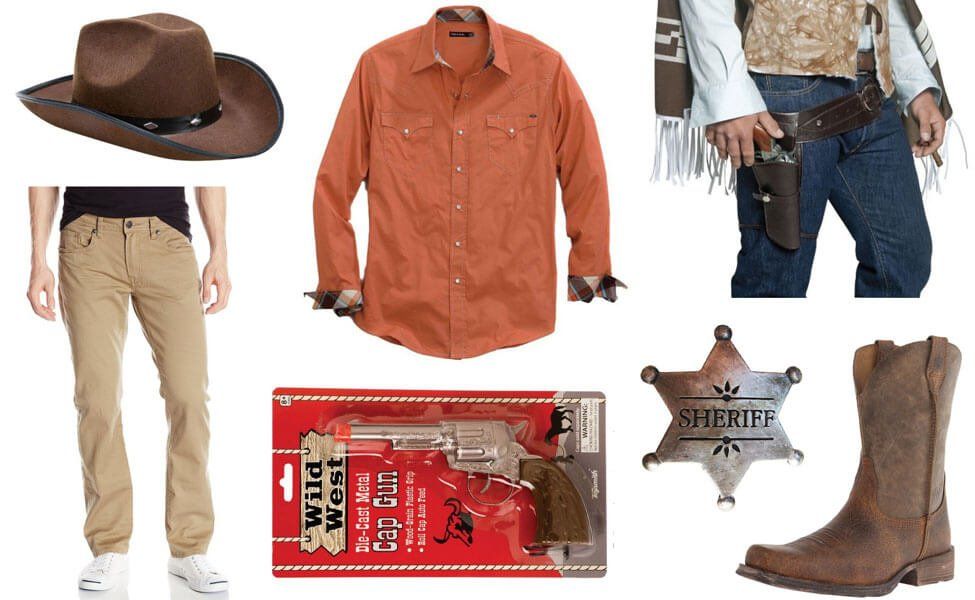 Sheriff Bart Costume