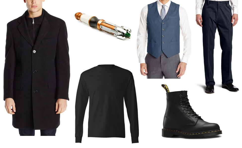 The 12th Doctor – Series 10 Costume