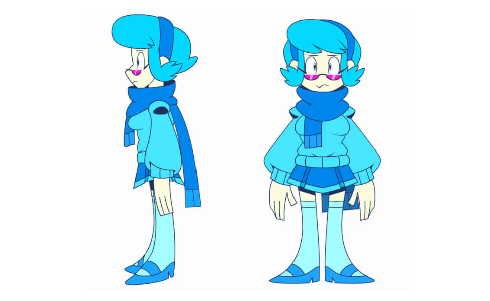 Vivi from Mystery Skulls Costume