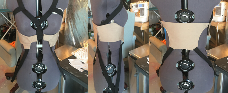 Tracer Finished Harness