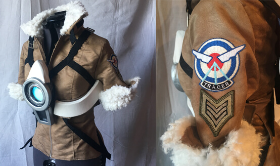 Tracer Finished Jacket
