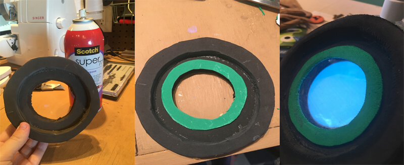 Tracer Foam Rings 2