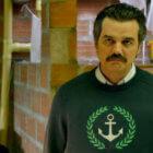 Pablo Escobar in Narcos
