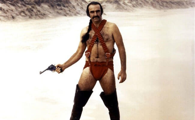 Zed from Zardoz