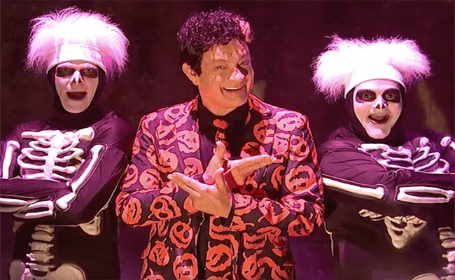David S Pumpkins Costume Diy Guides For Cosplay Amp Halloween