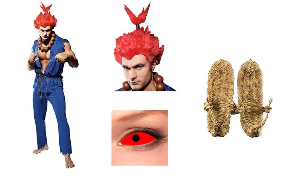 Akuma Costume