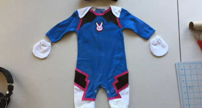 Make Your Own: Baby D.Va