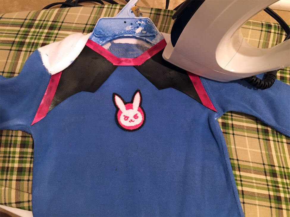 Make Your Own Baby D Va Costume Diy Guides For Cosplay