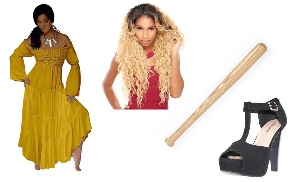 Beyonce Hold Up Costume