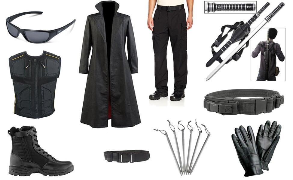 Blade Costume