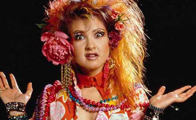 Cyndi Lauper 1980s Costume