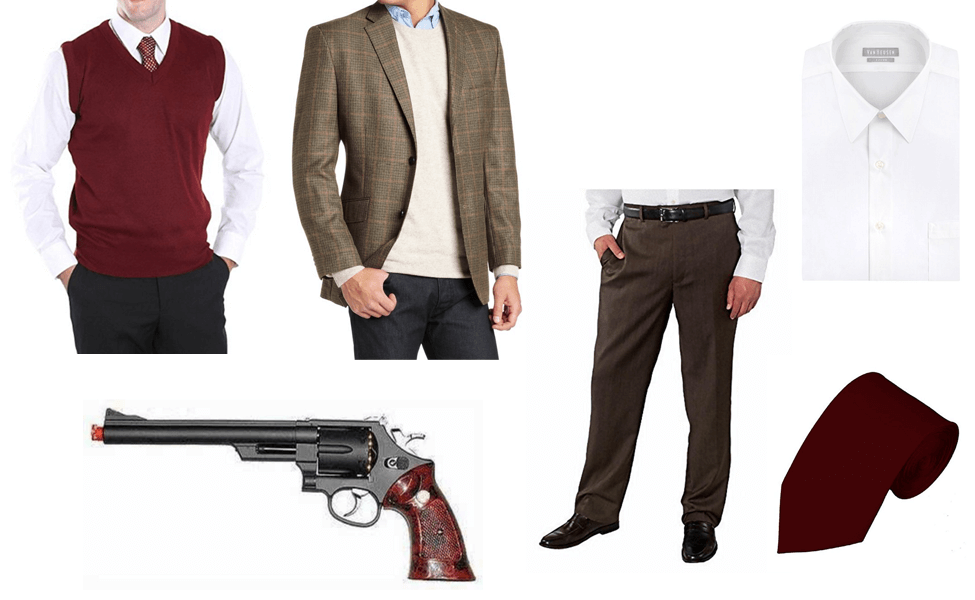 Dirty Harry Costume