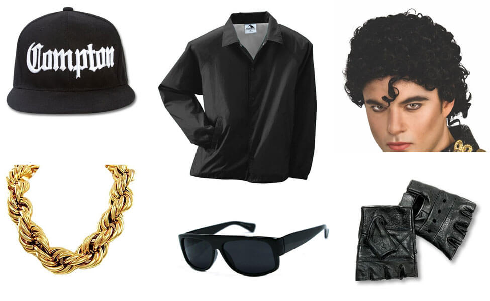 Eazy-E Costume | DIY Guides for Cosplay & Halloween