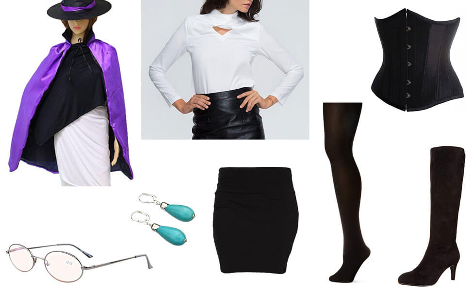 Glynda Goodwitch Costume