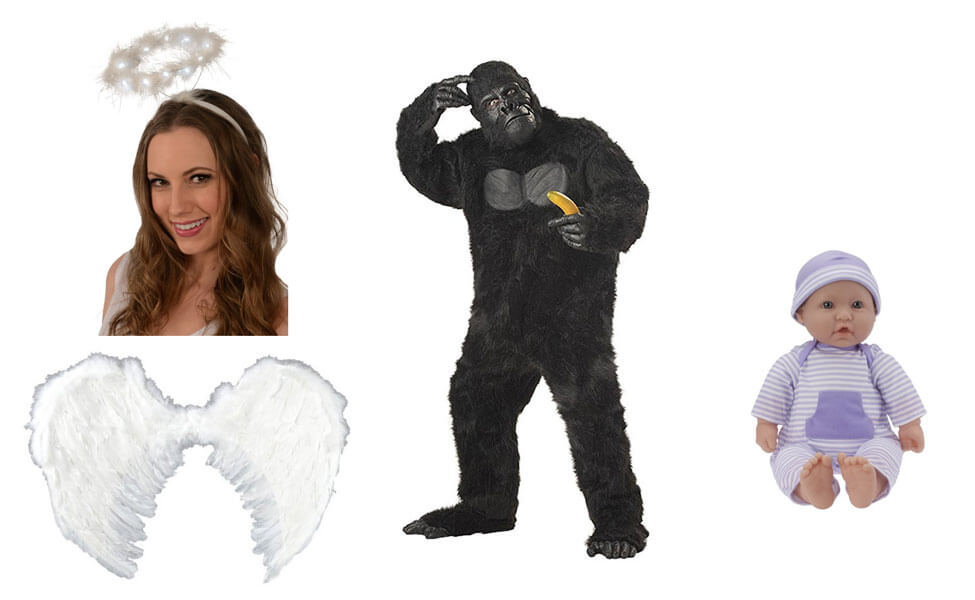 Harambe Costume | DIY Guides for Cosplay & Halloween