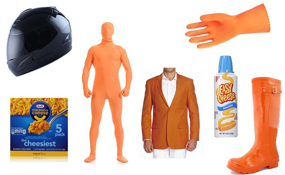 Kraft Punk Costume