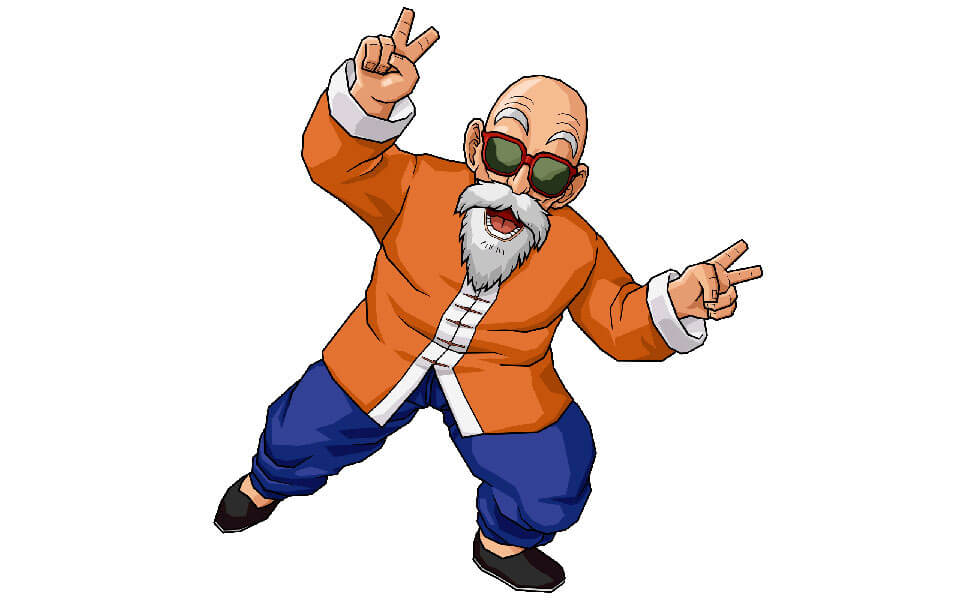 Master Roshi Costume | DIY Guides for Cosplay & Halloween