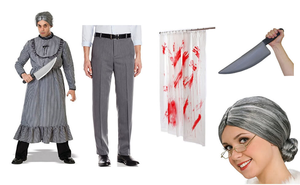 Norman Bates Costume