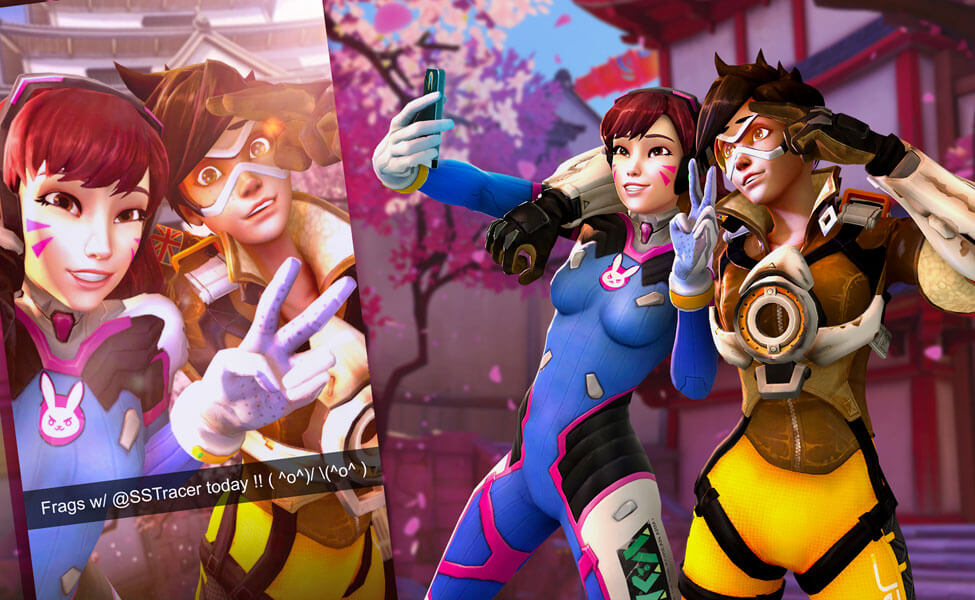 Tracer and D.Va