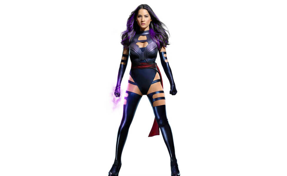 Psylocke Costume | DIY Guides for Cosplay & Halloween