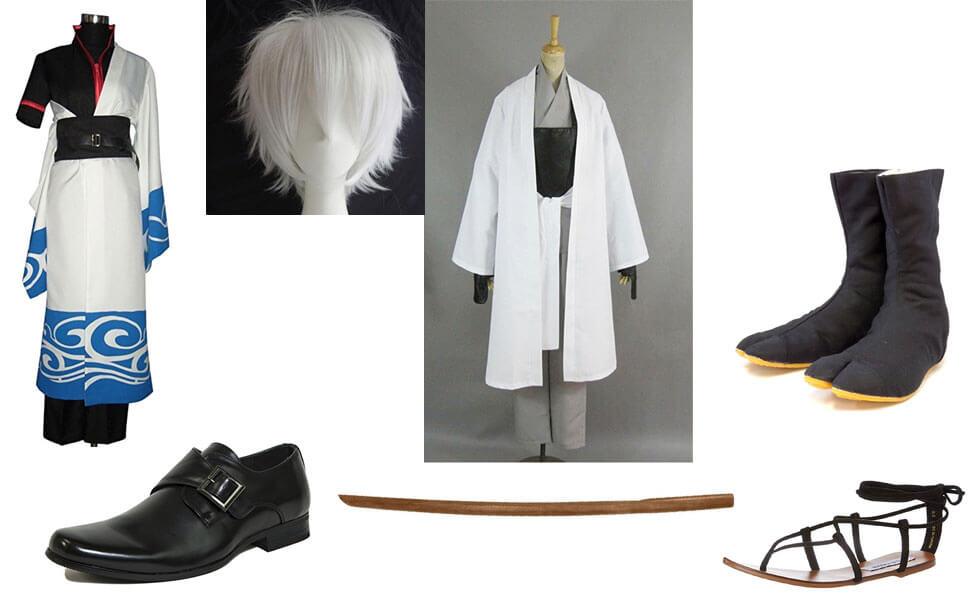 Sakata Gintoki Costume
