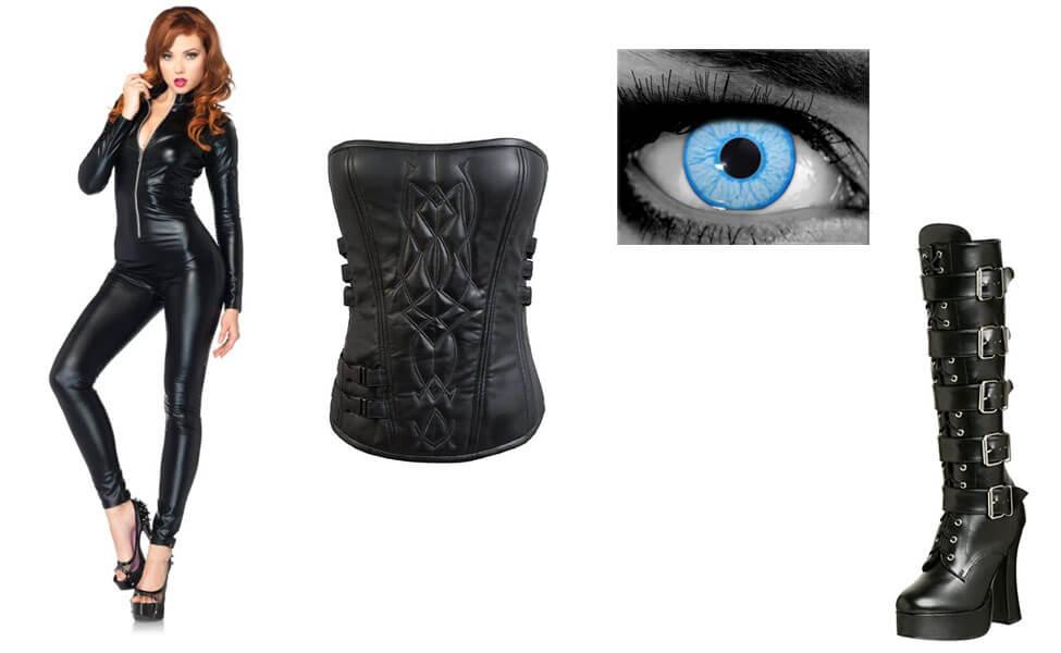 Selene from Underworld Costume