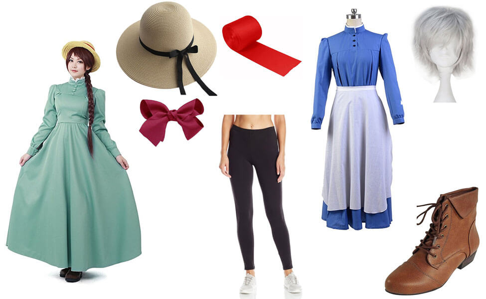 Sophie from Howlu0027s Moving Castle Costume  sc 1 st  Carbon Costume & Sophie from Howlu0027s Moving Castle Costume | DIY Guides for Cosplay ...
