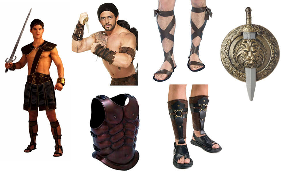 Spartacus Costume