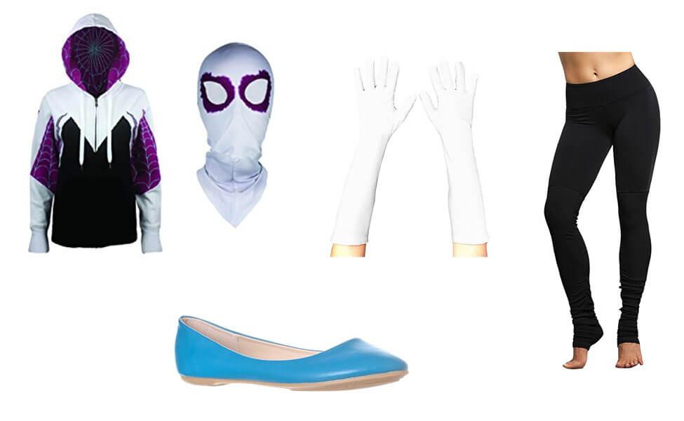 Spider-Gwen Costume