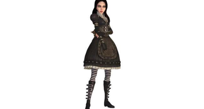 Steamdress Alice