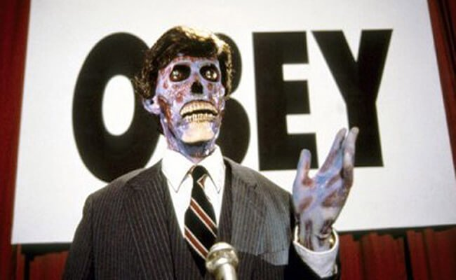 They Live Alien Costume