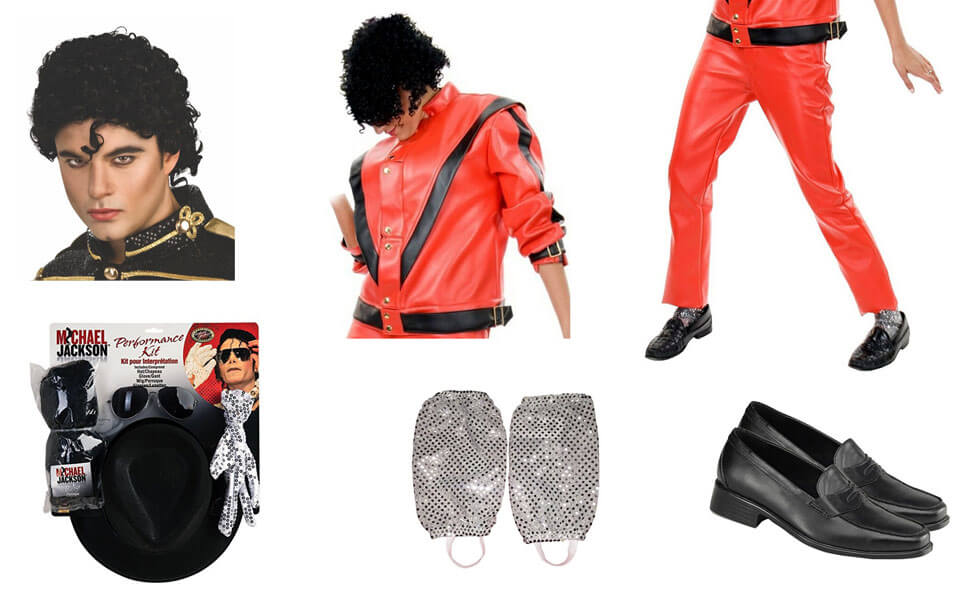 Thriller Michael Jackson Costume