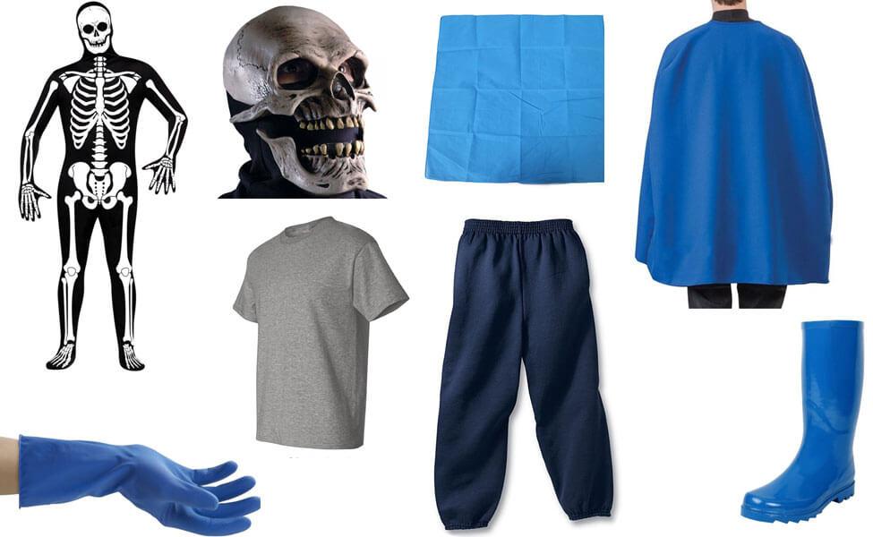 Underswap Sans Costume