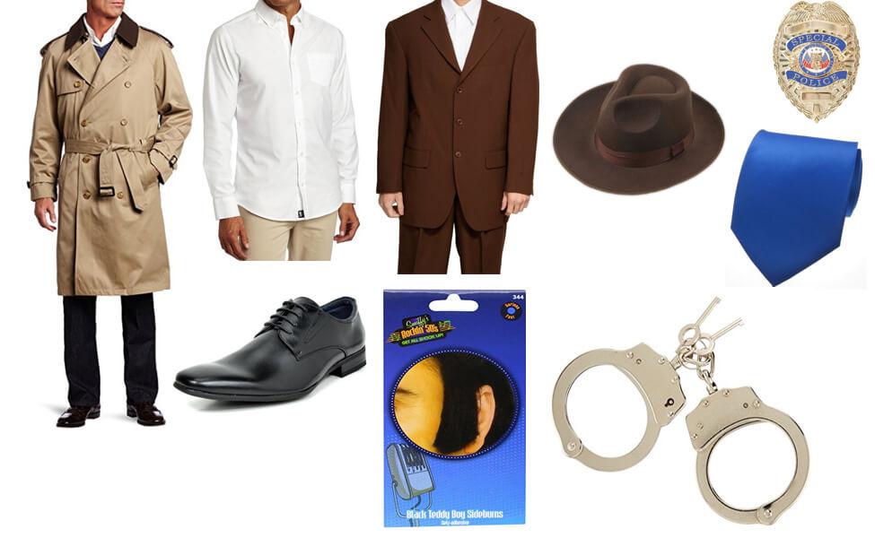 Inspector Zenigata Costume