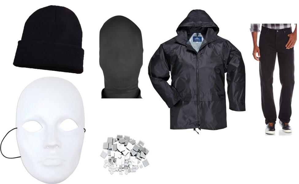 Blank Banshee Costume
