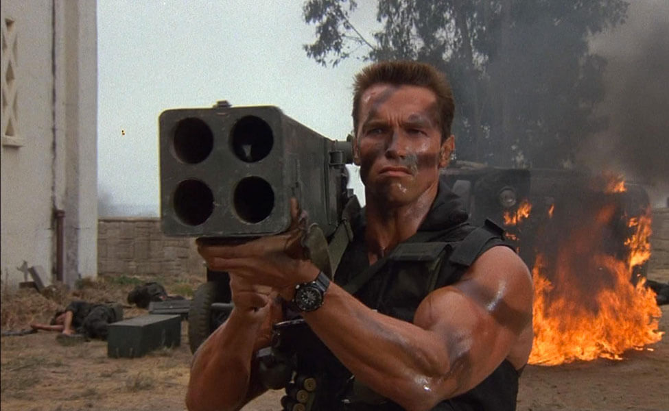 Commando John Matrix