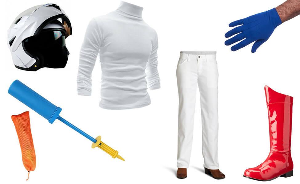 Dig Dug Costume