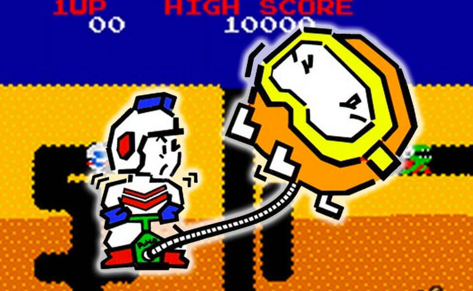 Dig Dug Costume Carbon Costume Diy Dress Up Guides For Cosplay Halloween If it isnt its missing a ton of frames. dig dug costume carbon costume diy