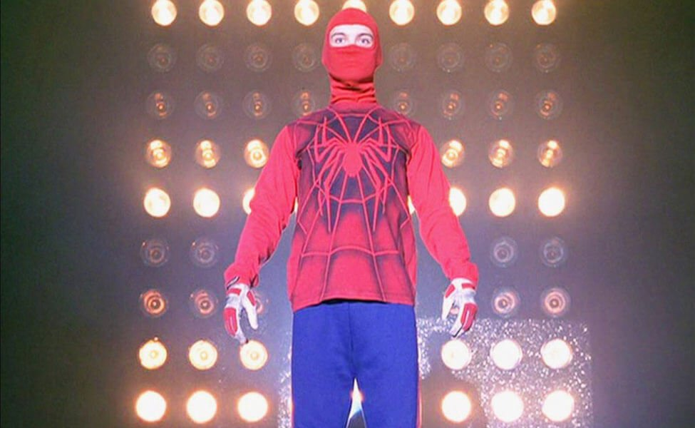 The Human Spider