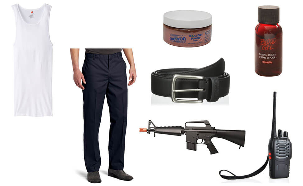 John McClane Costume