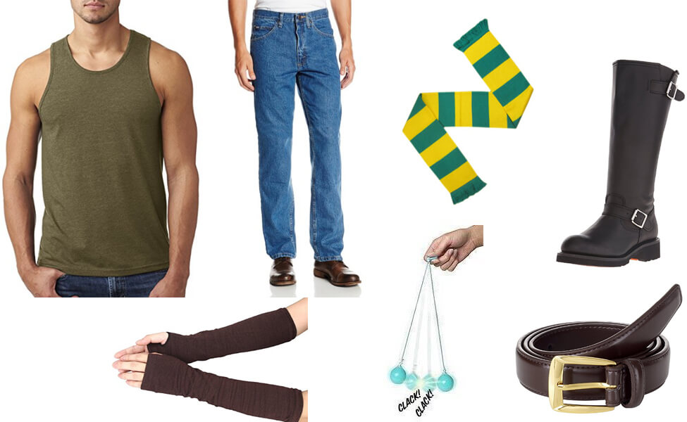 Young Joseph Joestar Costume | DIY Guides for Cosplay