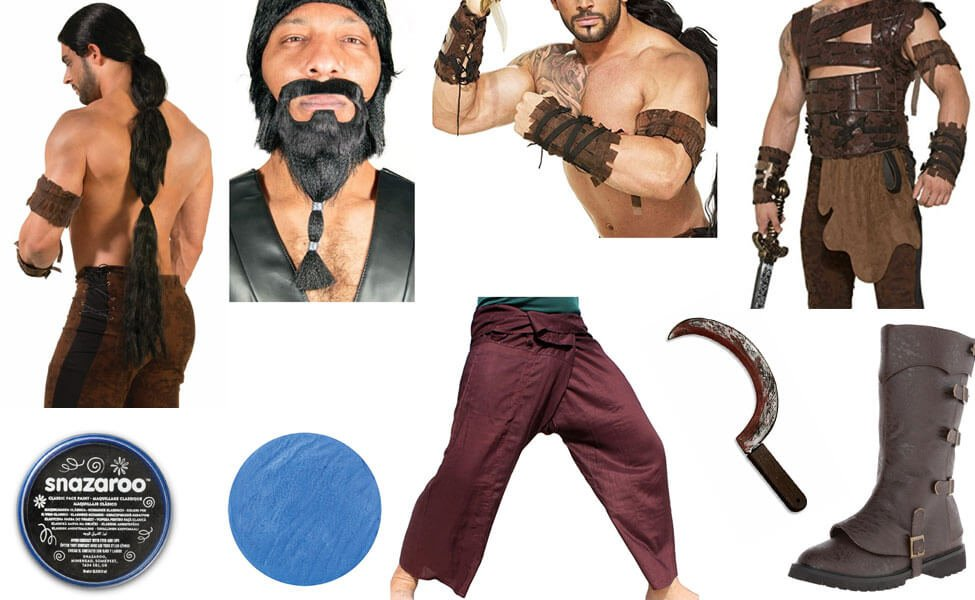 Khal Drogo Costume Carbon Costume Diy Dress Up Guides
