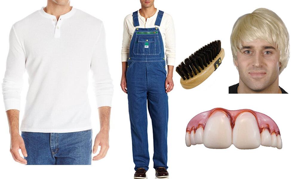 Simple Jack Costume