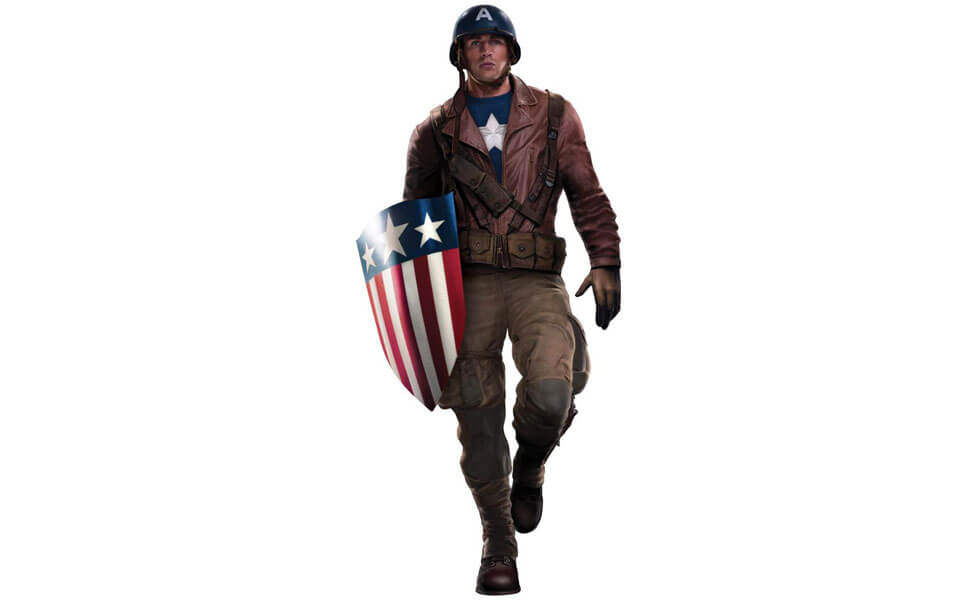 WWII Captain America  sc 1 st  Carbon Costume & WWII Captain America Costume | DIY Guides for Cosplay u0026 Halloween