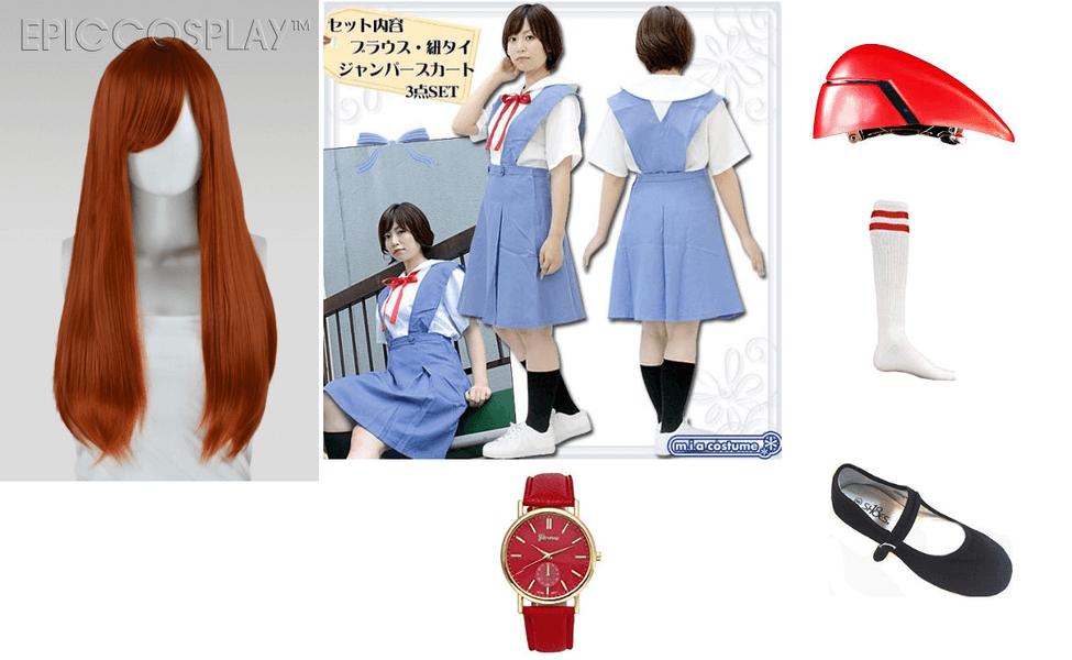 Asuka Langley Soryu Costume